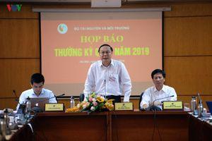 Bộ TN-MT nói về 'mối quan hệ' giữa Phó Tổng cục trưởng với nữ Viện trưởng