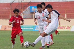 U19 Việt Nam giành vé vào chung kết U19 Quốc tế gặp U19 Thái Lan