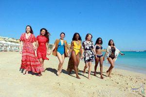 Thí sinh Miss Eco International 2019 gây sốt vì thân hình hoàn hảo