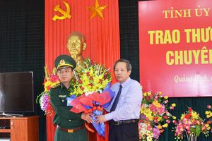 Quảng Bình khen thưởng vụ bắt giữ 110.000 viên ma túy
