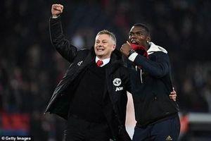 Ole Solskjaer trở thành huấn luyện viên chính thức của Manchester United