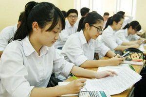 Đề thi khảo sát lớp 12 Hà Nội môn KHTN: Không khó để đạt điểm trên trung bình