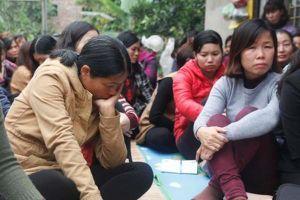 Trong số 256 giáo viên có nguy cơ mất việc, rất nhiều người hoàn cảnh khó khăn