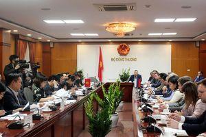 Phiên họp của Tổ công tác cấp cao Việt – Nga về các dự án đầu tư ưu tiên