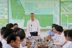 Tháo gỡ khó khăn cho doanh nghiệp đầu tư lĩnh vực cao su tại Campuchia