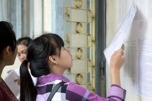 Bộ Giáo dục - Đào tạo công bố lịch thi THPT quốc gia 2019