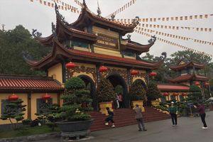 Ai giám sát xử lý vi phạm sư trụ trì chùa Ba Vàng?