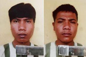 2 trai làng chặn xe, lôi thiếu nữ vào chòi hoang cưỡng hiếp
