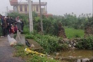 Công an 'bác' tin nữ sinh Nam Định tử vong dưới mương nước bị xâm hại