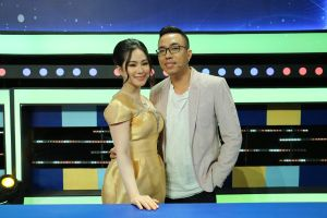 Lương Bích Hữu 'tái xuất' tại gameshow Úm Ba La Ra Chữ Gì