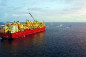 Shell vận chuyển lô hàng condensate đầu tiên từ dự án Prelude FLNG