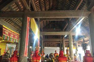 Giai thoại thú vị về quá trình dựng đình Long Thái