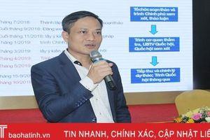 Thúc đẩy bình đẳng giới tại nơi làm việc ở doanh nghiệp Hà Tĩnh