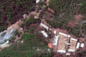 Tướng Mỹ cáo buộc Triều Tiên tiếp tục theo đuổi hoạt động hạt nhân, tên lửa