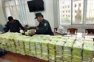 Bắt khẩn cấp kẻ cầm đầu đường dây mua bán gần 600 kg ma túy xuyên quốc gia