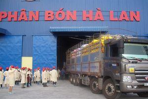 Phân bón Hà Lan và Tổng công ty Sông Gianh bị xử phạt