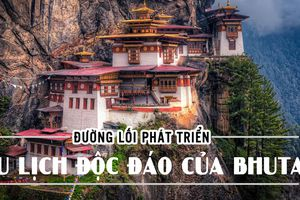 Đường lối phát triển du lịch độc đáo của Bhutan