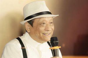 Nhạc sĩ Vĩnh Cát bỏ tiền túi làm đêm nhạc ở tuổi 85