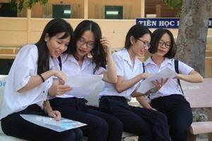 Đáp án đề khảo sát lớp 12 môn Vật lí tại Hà Nội năm 2019
