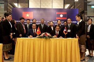 Hội nghị Bộ trưởng Lao động và Phúc lợi xã hội Việt Nam - Lào: Mở rộng thỏa thuận hợp tác nhiều lĩnh vực quan trọng