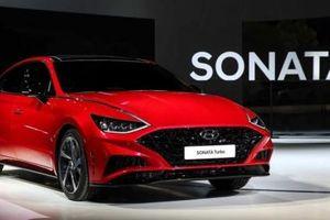 Hyundai Sonata Turbo 2020 ra mắt sớm ở quê nhà, xe mạnh 180 mã lực
