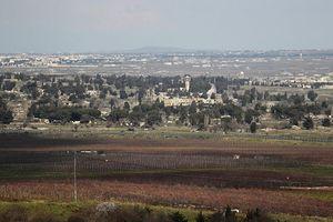 Mỹ kêu gọi Nga thuyết phục Syria rời khu vực gần Cao nguyên Golan