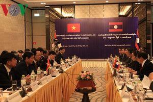Việt Nam - Lào tiếp tục thúc đẩy hợp tác lao động và phúc lợi xã hội