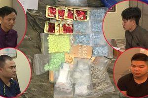 Phá đường dây chuyên cung cấp ma túy tổng hợp cho các quán Karaoke ở Hưng Yên