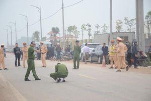 Khởi tố vụ án xe khách đâm đoàn người đưa tang khiến 7 người chết ở Vĩnh Phúc