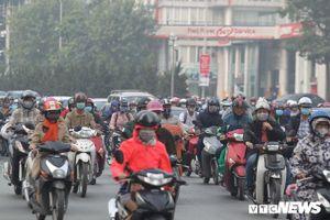 Đề xuất cấm xe máy ở Hà Nội, TP.HCM: Bộ GTVT chính thức lên tiếng