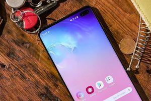 Galaxy S10+ được bầu chọn là smartphone tốt nhất thị trường