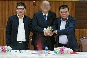 Khởi tố ông Trần Duy Tùng tội 'lạm dụng tín nhiệm chiếm đoạt tài sản'