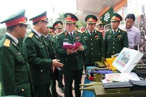 Lan tỏa hào khí Điện Biên, thi đua 'Luyện quân, lập công, quyết thắng'