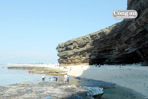 Tăng tốc hoàn thiện hồ sơ công viên địa chất toàn cầu Lý Sơn - Sa Huỳnh
