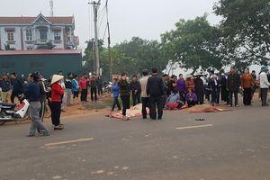 Khởi tố vụ xe khách đâm đoàn đưa tang ở Vĩnh Phúc, 10 người thương vong