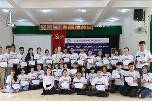 Hội trại giao lưu văn hóa Asean – HueIC 2019
