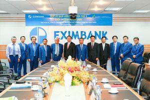 Giữa 'bão' thông tin về nhân sự cấp cao, cổ phiếu Eximbank vẫn tăng điểm