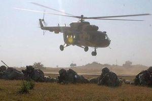 Ấn Độ bắn nhầm máy báy nước mình khi định nhắm bắn chiến đấu cơ Pakistan