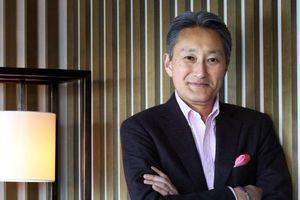 Ông Kaz Hirai nhường ghế Chủ tịch Sony sau 35 năm gắn bó