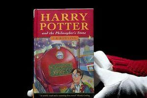 Anh: Cuốn sách tăng giá 7.000 lần sau 22 năm