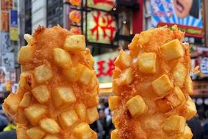 5 món bạn nhất định phải thử khi đến 'kho báu ẩm thực' Osaka