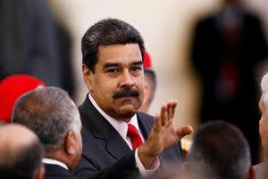 Mexico bác thông tin cho tổng thống Venezuela tị nạn