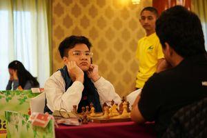Đại chiến cờ vua Việt Nam tại UAE