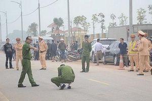 Khởi tố vụ xe khách đâm đoàn đưa tang khiến 7 người chết ở Vĩnh Phúc
