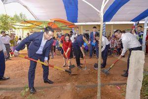 Hyundai Thành Công khánh thành 'Ngôi trường mơ ước' thứ tư