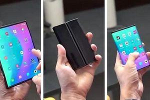 Xiaomi sắp ra mắt smartphone có thể gập ba