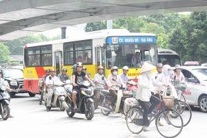 Bộ Giao thông vận tải nói gì về đề xuất cấm xe máy tại Hà Nội