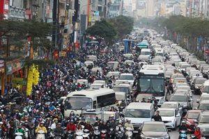 Bộ GTVT nêu quan điểm về đề xuất cấm xe máy tại các đô thị lớn