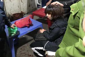 Vụ nổ súng cướp tài sản ở chợ Long Biên: Bắt 1 đối tượng