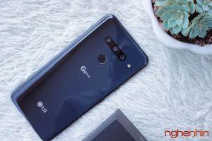 Trên tay LG G8 ThinQ đầu tiên Việt Nam: Hand ID độc đáo